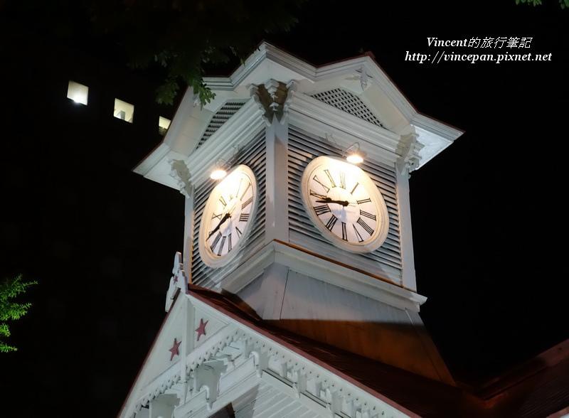 時計台的鐘