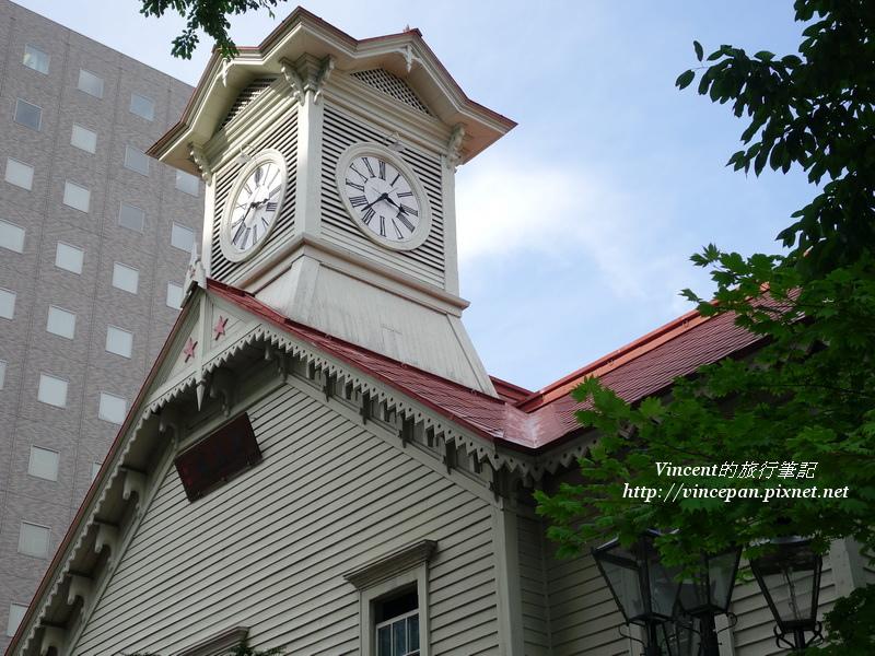 時計台 鐘 白天