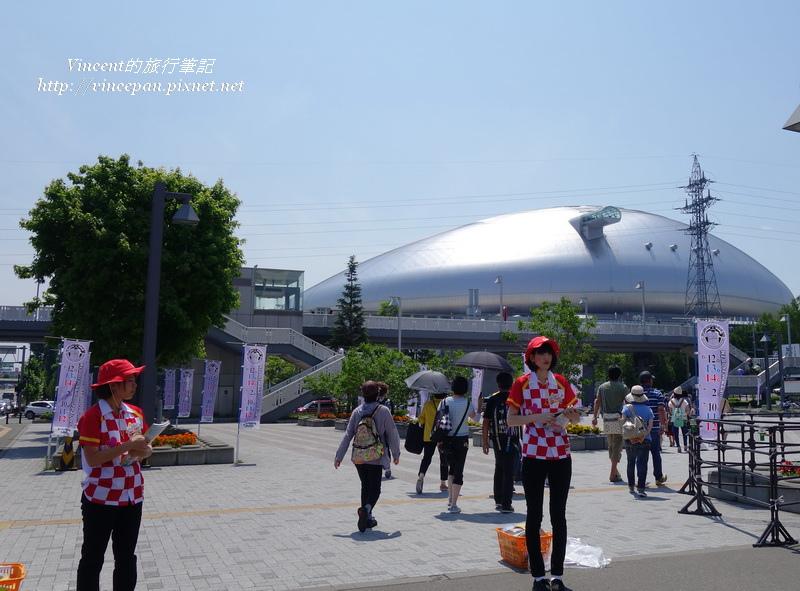 札幌巨蛋體育館1