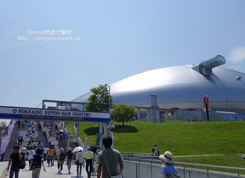 札幌巨蛋體育館2