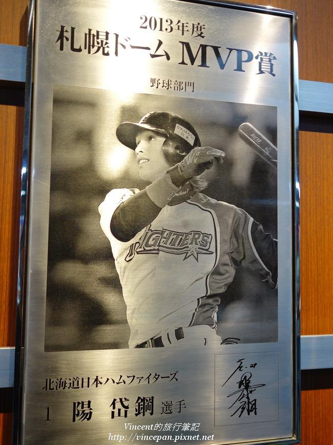 楊岱鋼2013 MVP