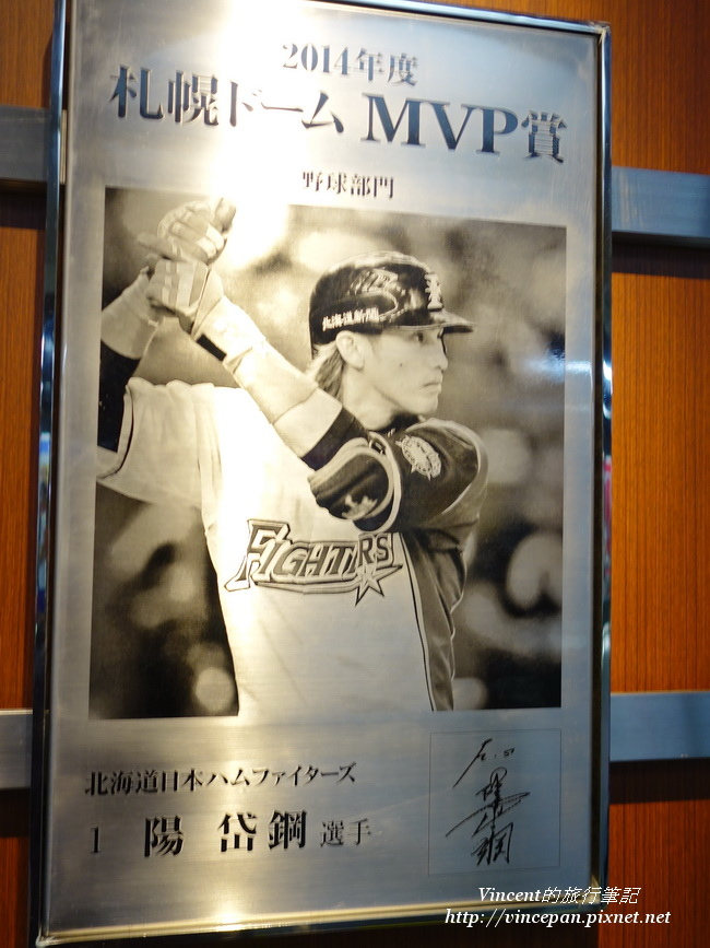 楊岱鋼2014 MVP
