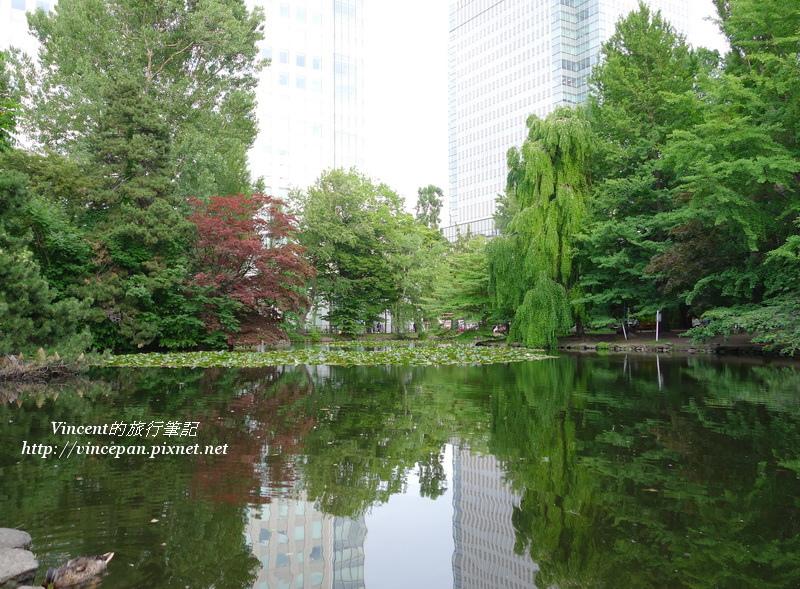 花木扶疏的園區1