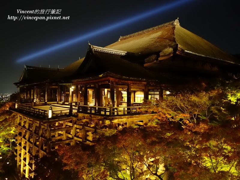 清水寺 夜之特別拝観