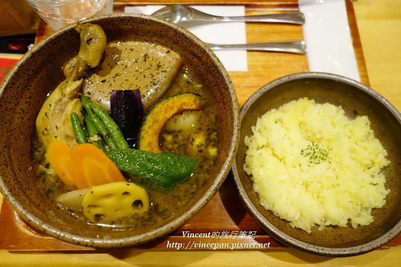 PICANTE 湯咖哩 飯