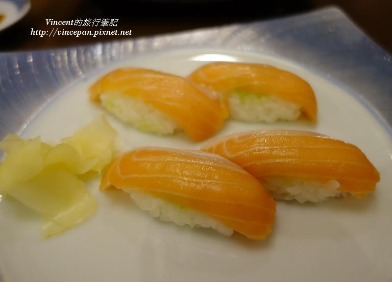 幻之鮭兒壽司3