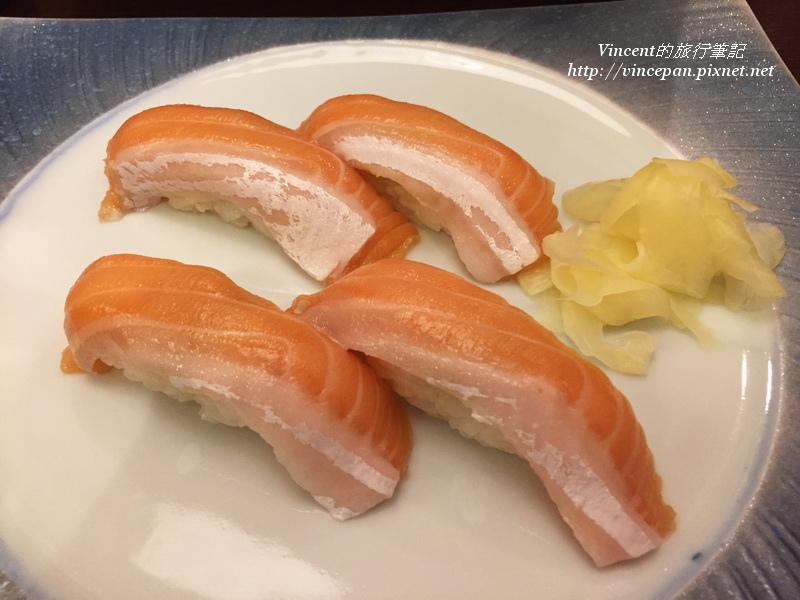 幻之鮭兒壽司2