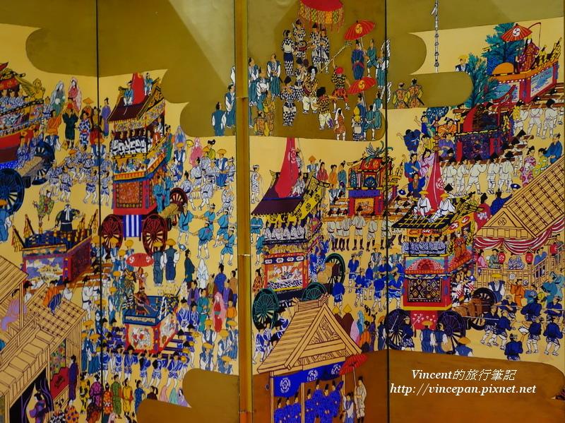 祇園祭屏風2