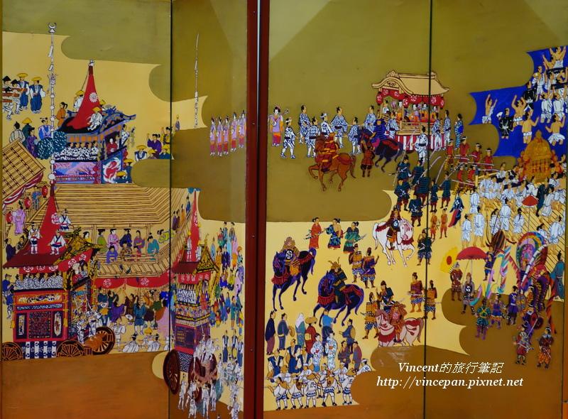 祇園祭屏風3