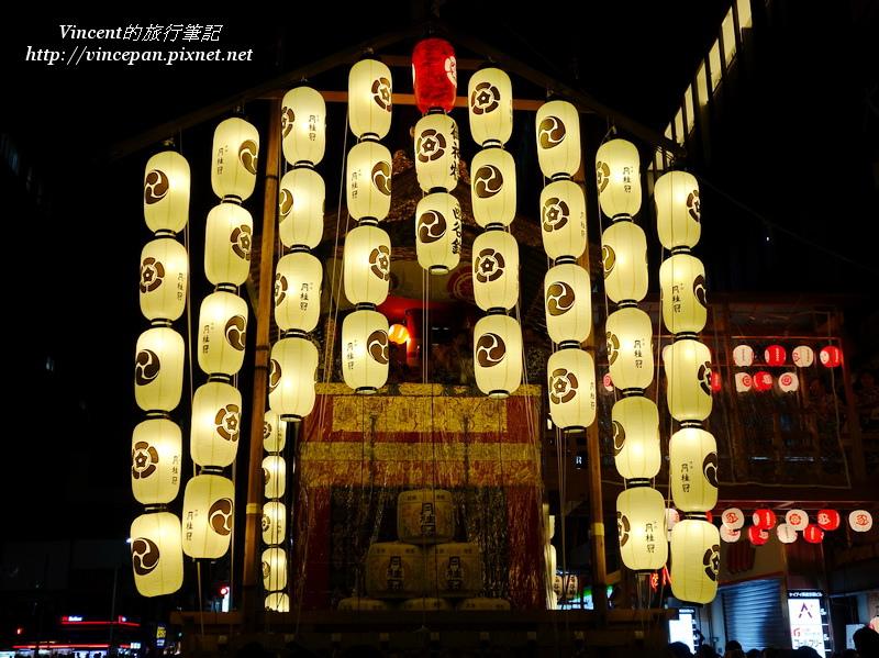 函谷鉾 燈籠4
