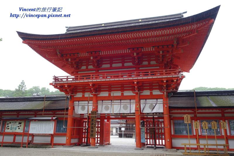 下鴨神社樓門2