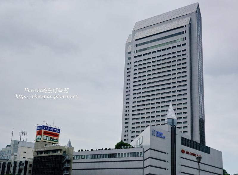 新神戶車站 大樓