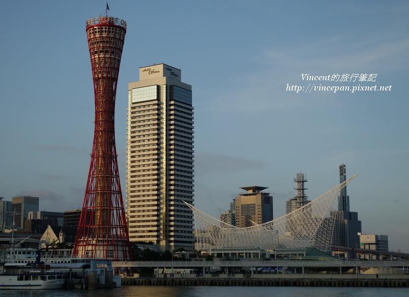 神戶港區  3建築 日