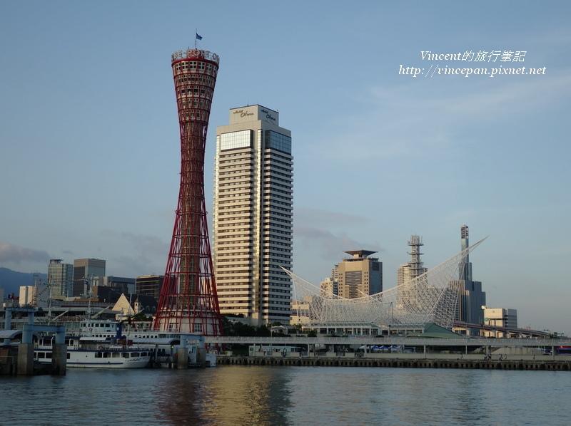 神戶港區  3建築