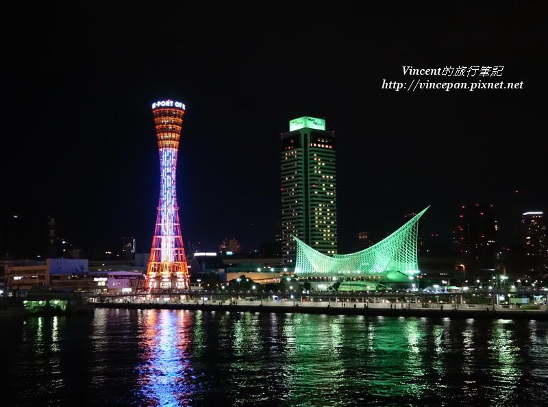 神戶港區  3建築 夜4