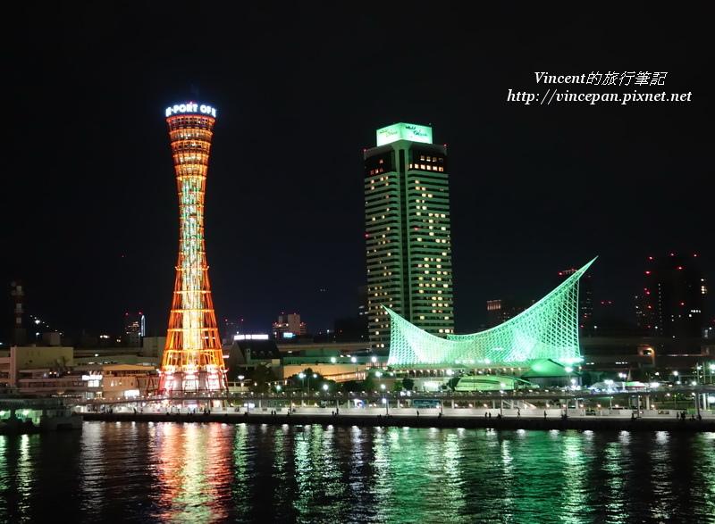 神戶港區  3建築 夜3