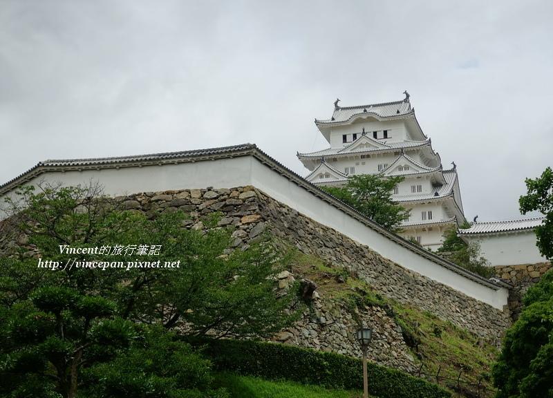 姬路城石垣城牆