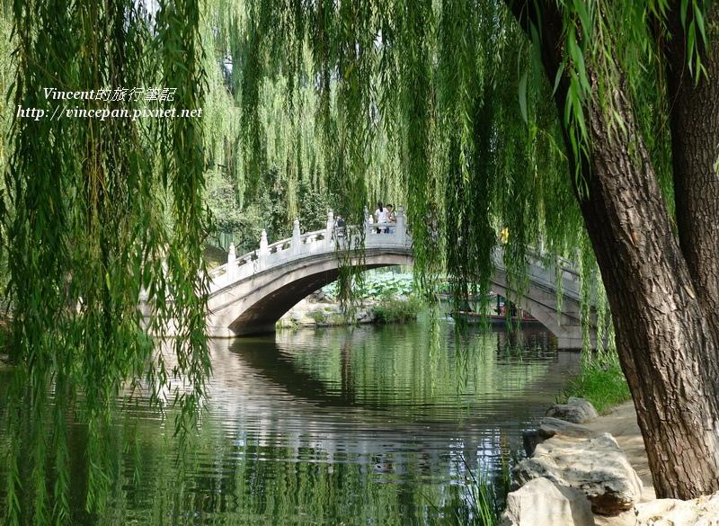 綺春園 橋