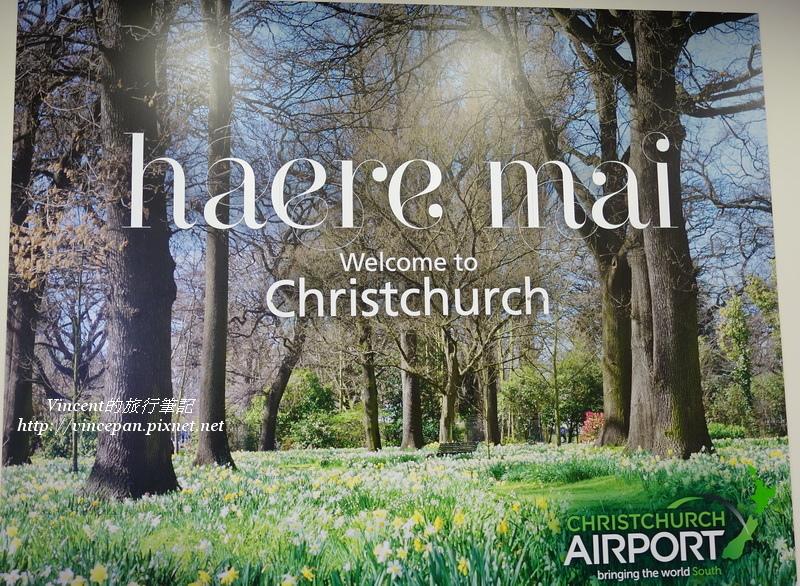 Christchurch機場