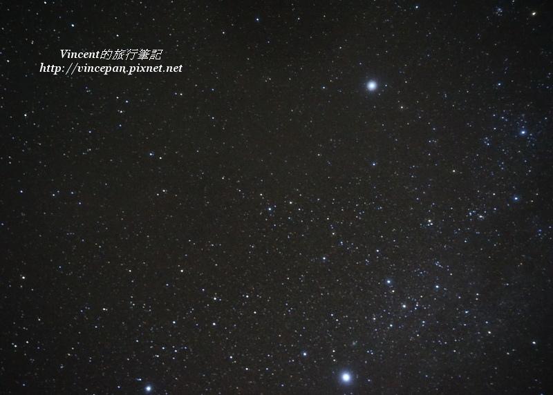 堤卡波觀星