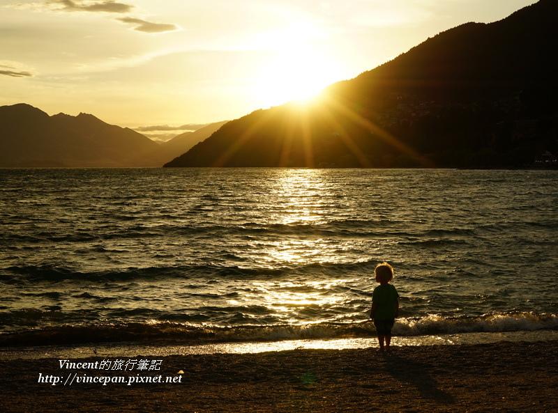 瓦卡蒂波湖 小孩