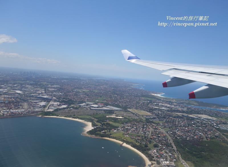 雪梨港灣 飛機