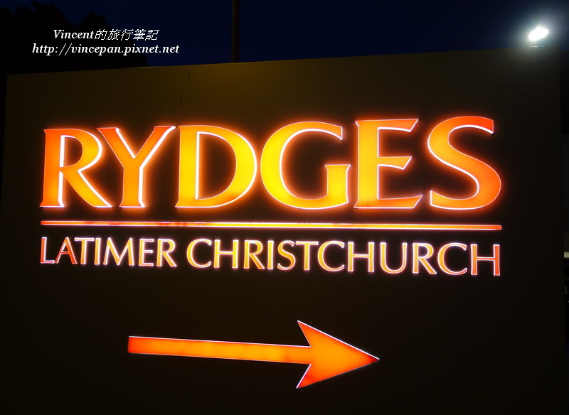 Rydges Latimer Christchurch logo