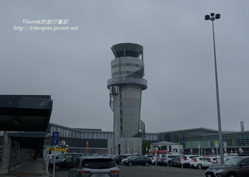 Christchurch機場塔台
