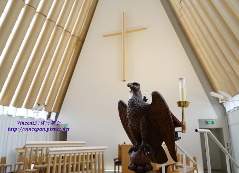 紙教堂 老鷹