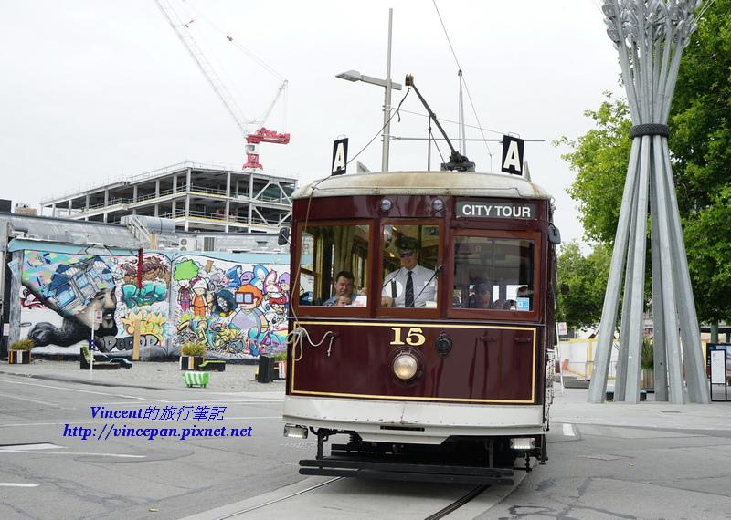 Tramway 路口