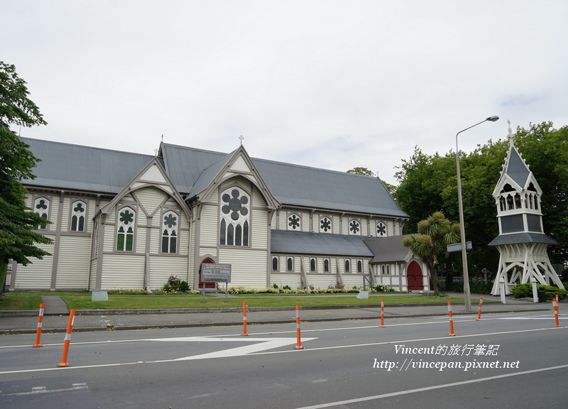 Anglican Parish Church St Michael and All Angels