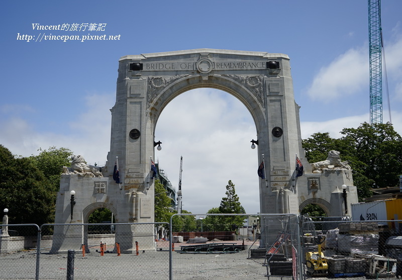 Bridge of Remembrance 凱旋門