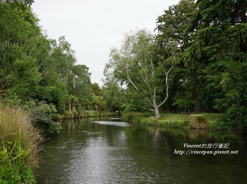 Avon River Botanic Garden