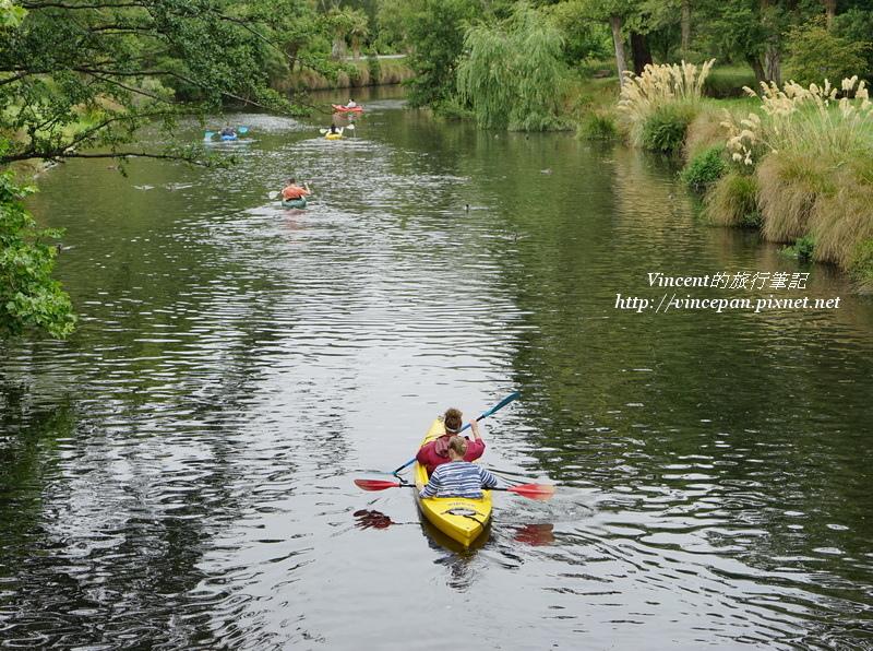Avon River 划船1