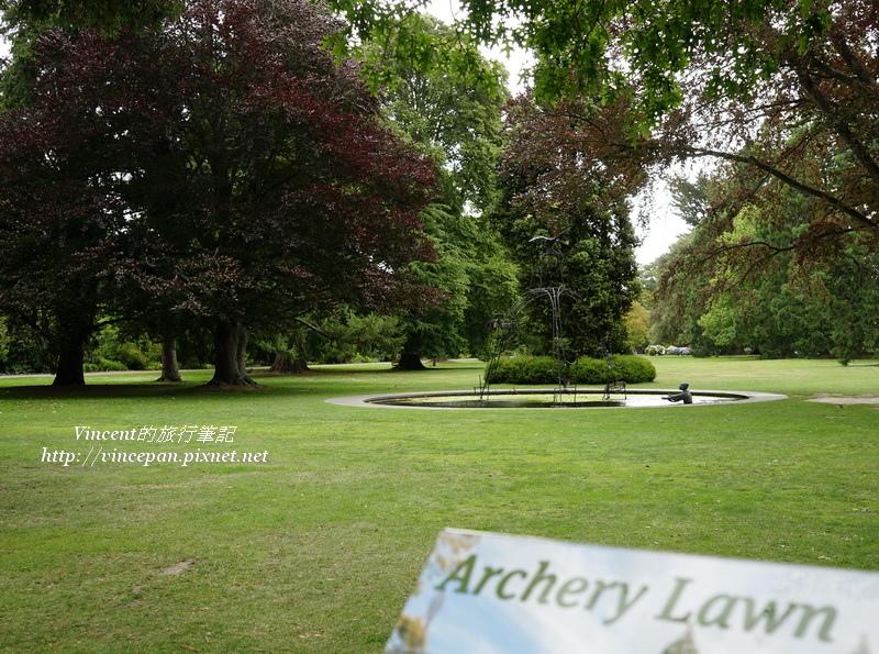 Archery Lawn