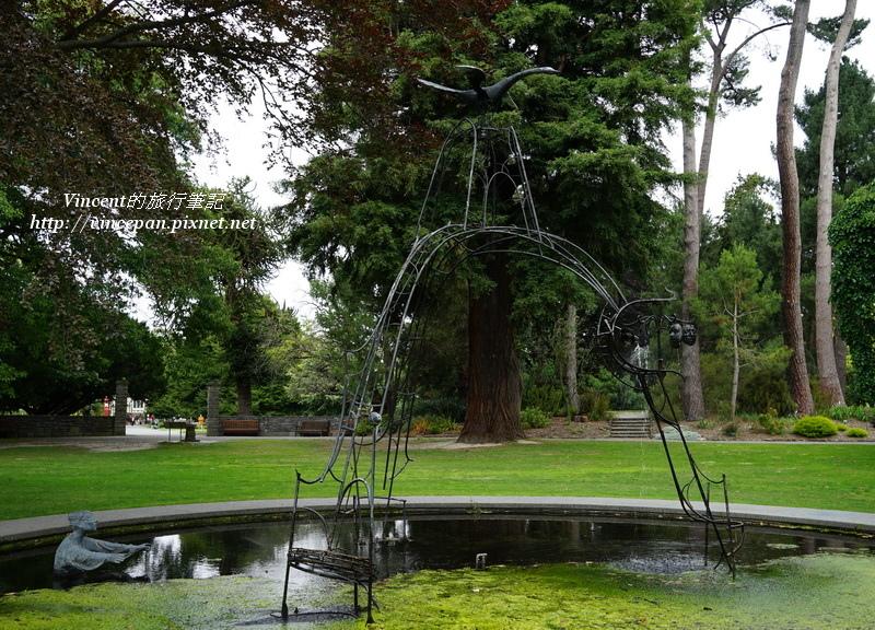 Archery Lawn噴泉