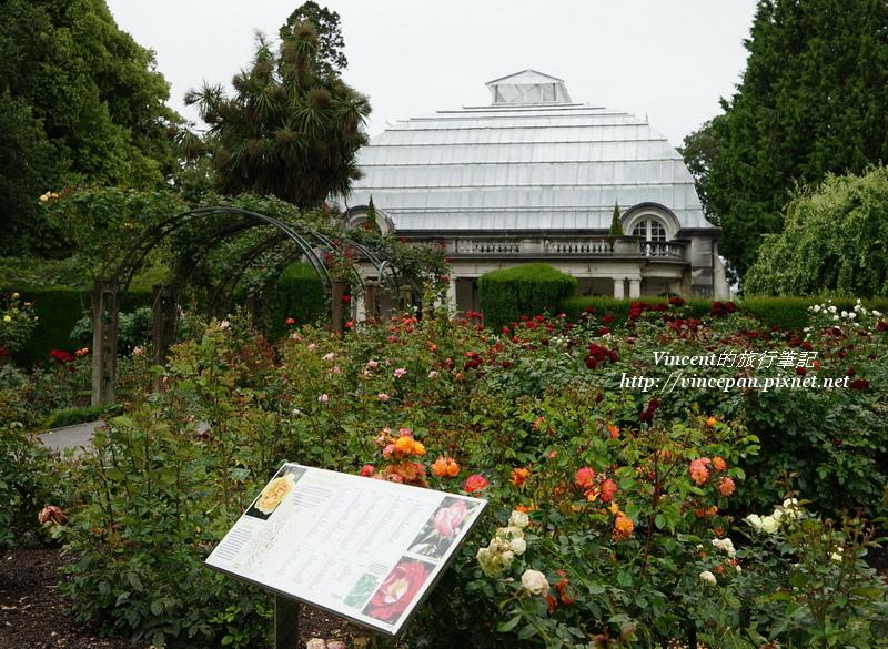 玫瑰花園 建築