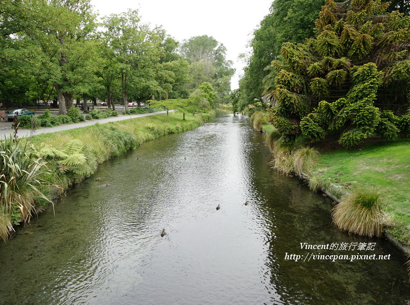 清澈的Avon River