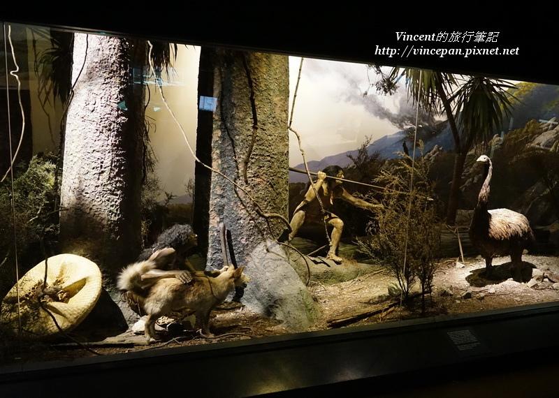 紐西蘭遠古生態