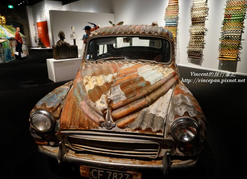 Jeff Thomson的作品 車