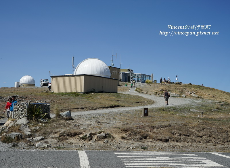 Mount John University Observatory天文台
