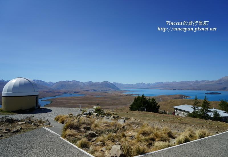 望遠鏡 湖