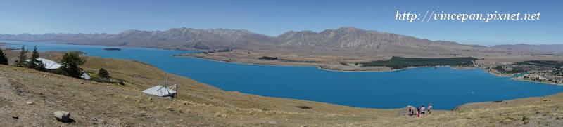 Lake Tekapo 全景1