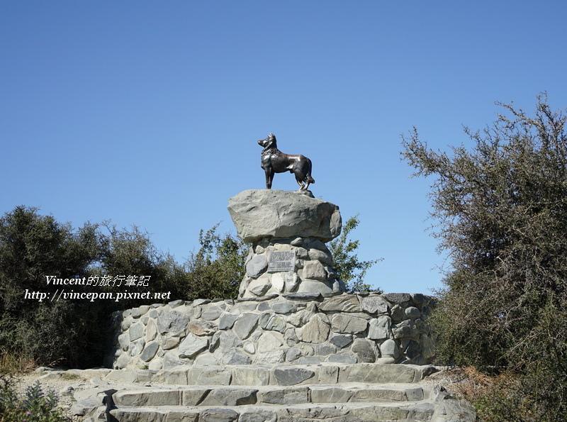牧羊犬紀念碑