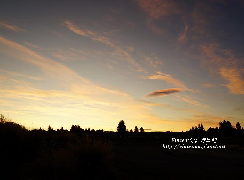 堤卡波夕陽5