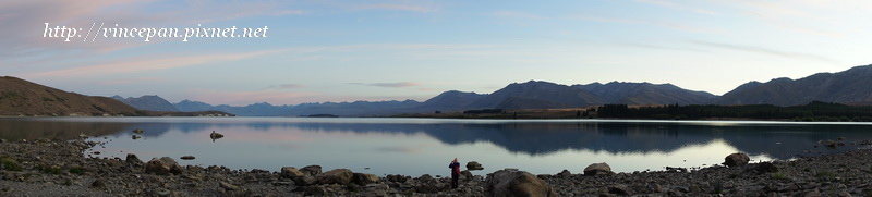 Lake Tekapo 全景