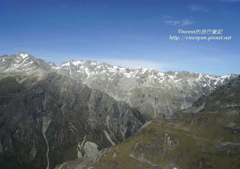 山頂風景1