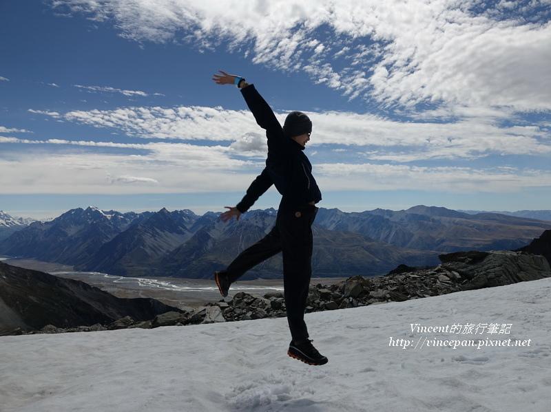 庫克山冰河跳躍2