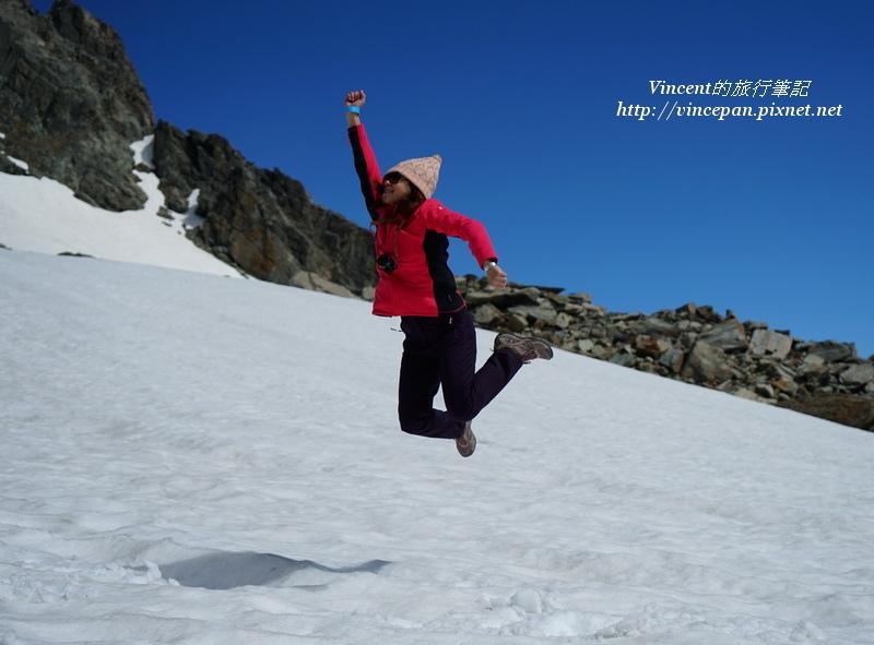 庫克山冰河跳躍3