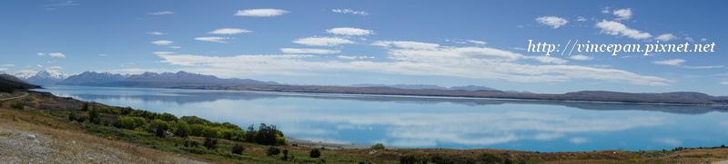 Lake Pukaki 全景